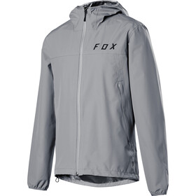 Fox Ranger 2,5-Layer Water Jacket Men steel grey